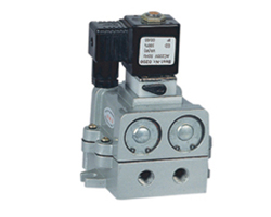 โซลินอยด์วาล์ว K23JD/K25JD Series Single Acting Solenoid Valve