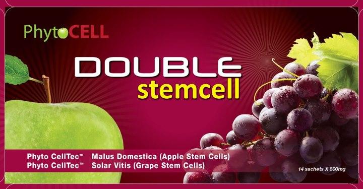 PhytoScience Double Stem Cell สเต็มเซลล์คุณภาพมาตรฐานยุโรป