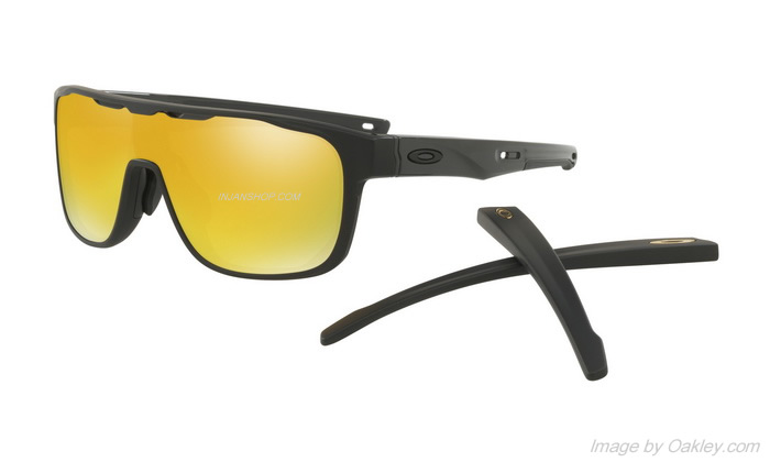 OAKLEY CROSSRANGE SHIELD (ASIA FIT) OO9390-04