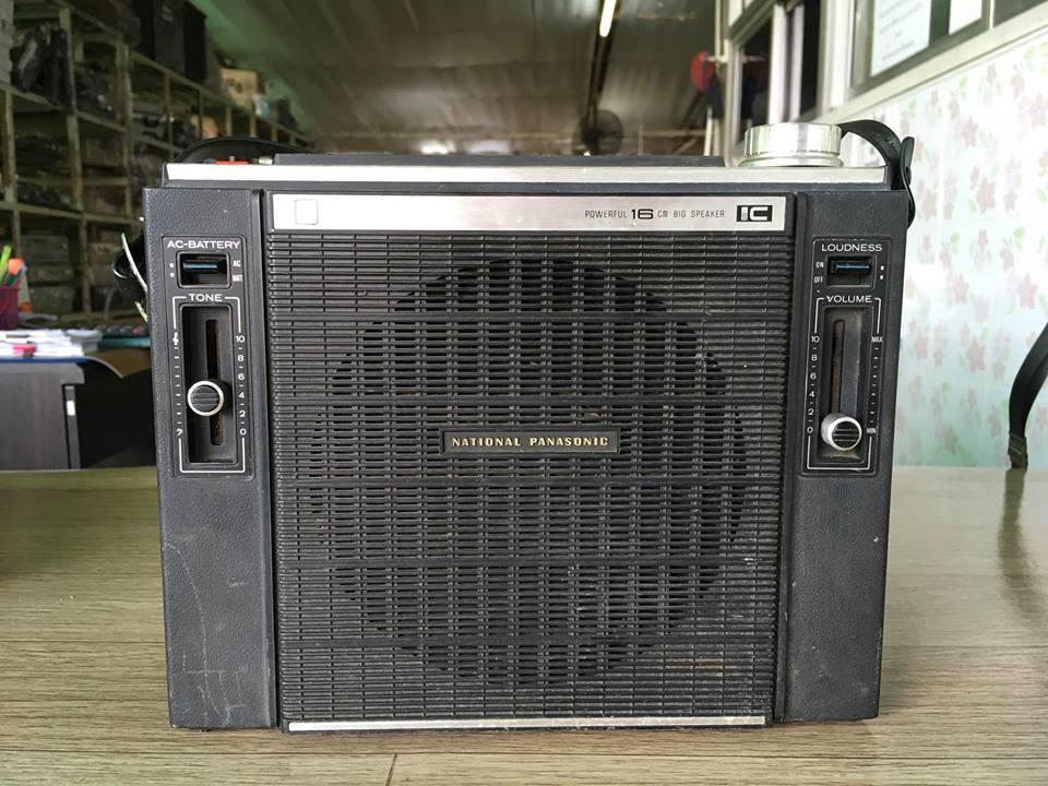 วิทยุ FM AM PANASONIC RF-740