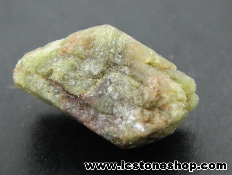 ฮิวแลนไดต์สีเขียว - Green Heulandite (2g)