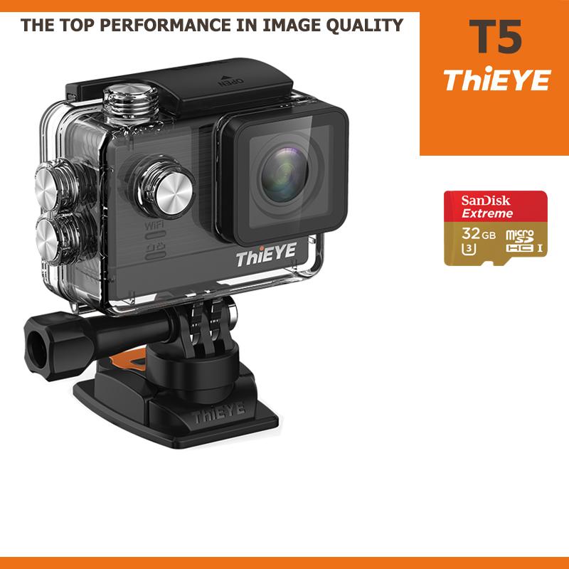 ThiEYE T5 4K 16Mp ไทย + Sandisk Extreme U3 32 GB