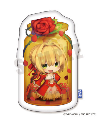 CharaToria Cushion - Fate/Grand Order: Saber/Nero Claudius(Pre-order)