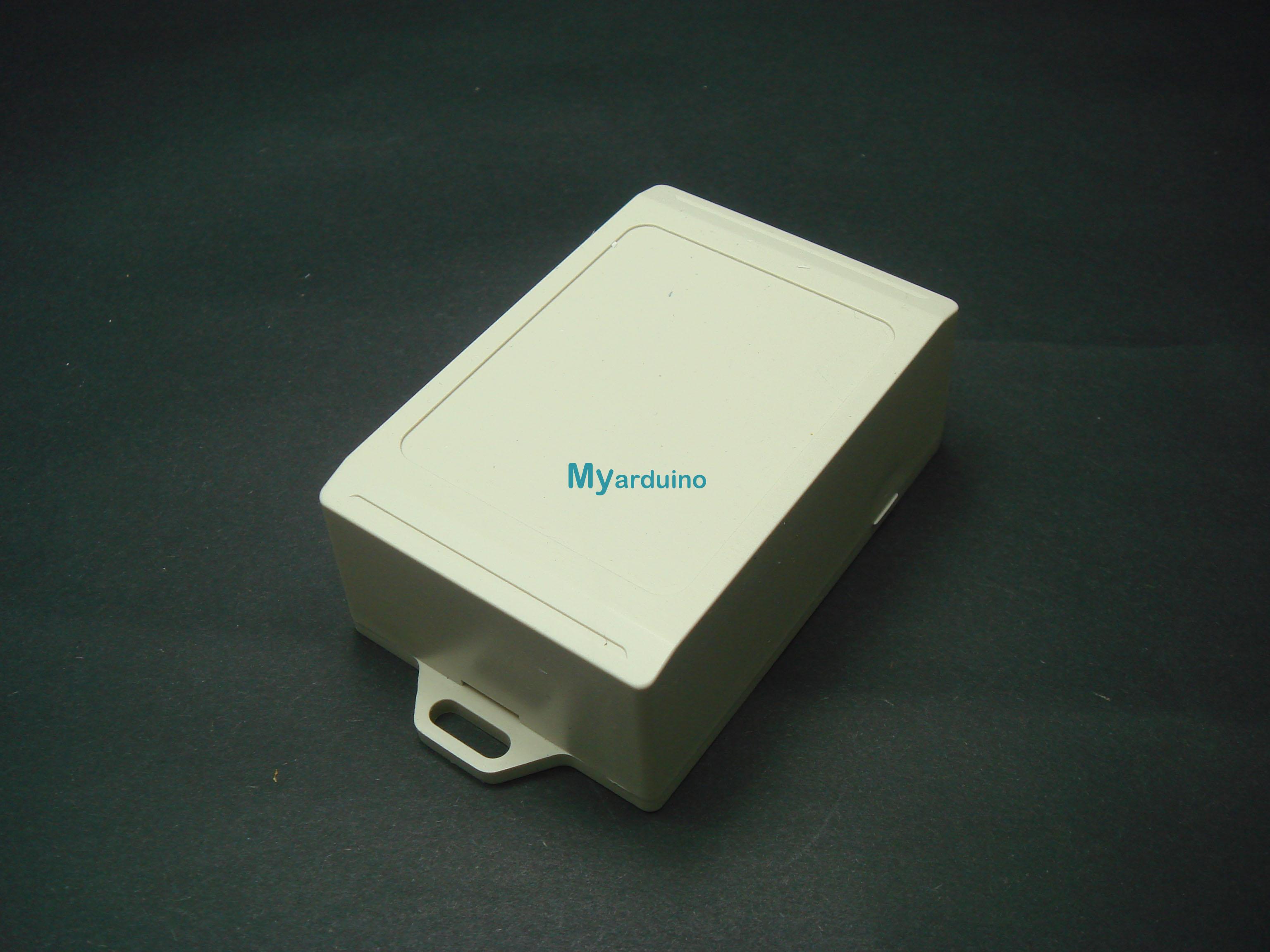 กล่องอิเล็กทรอนิกส์ อเนกประสงค์ สีเทา 79*53*30mm