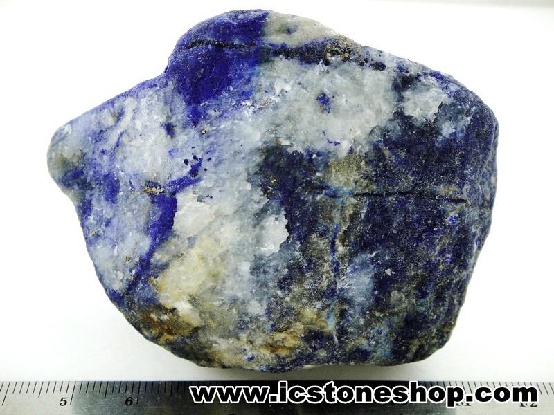 ▽ลาพิส ลาซูลี่ Lapis Lazuli ก้อนธรรมชาติ (184g)