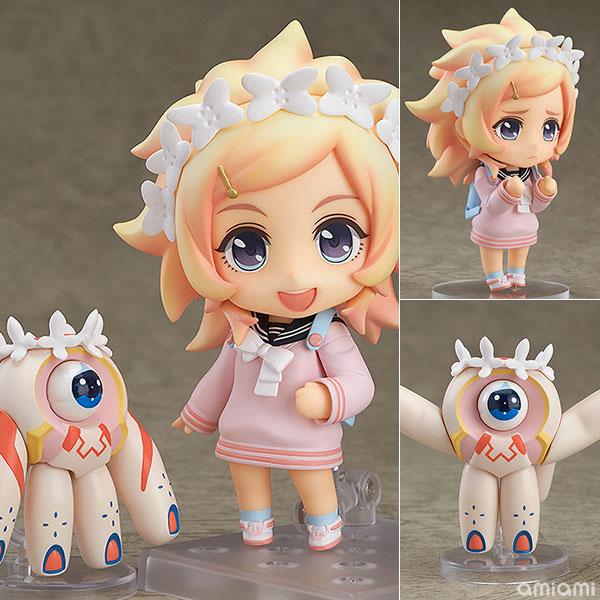 Nendoroid - Bubuki Buranki: Kogane Asabuki + Migite-chan Set(Pre-order)