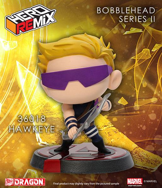 Hero Remix Bobble Head Series - Avengers: Hawkeye (Complete Figure)(Released)