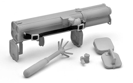 Little Armory LA017 1/12 M202A1 FLASH Type Plastic Model(Pre-order)