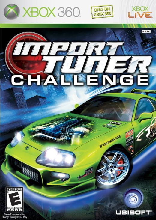 Import Tuner Challenge [RGH]