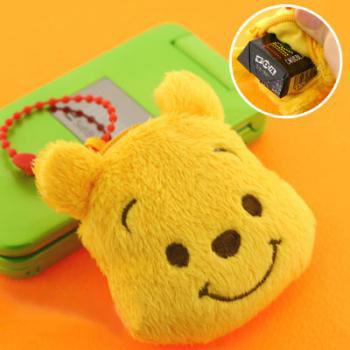 ที่ห้อยมือถือกระเป๋า Winnie The Pooh ลิขสิทธิ์แท้จากญี่ปุ่นค่ะ