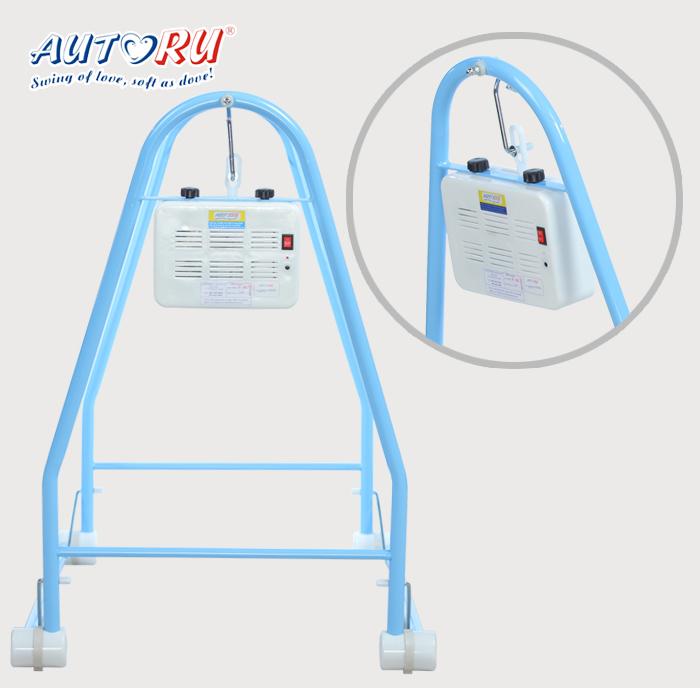 เปลไฟฟ้า Autoru รุ่น Modern Eco (สีฟ้า)