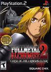 Fullmetal Alchemist 2 Curse of the Crimson Elixir