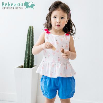 BZ240-เสื้อ+กางเกง 5 ตัว/แพค ไซส์ 90 100 100 110 110