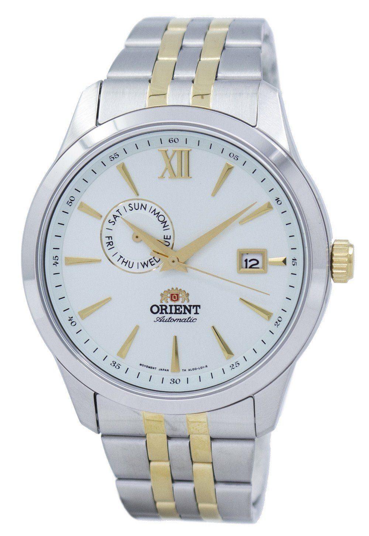 นาฬิกาผู้ชาย Orient รุ่น FAL00001W0, Automatic