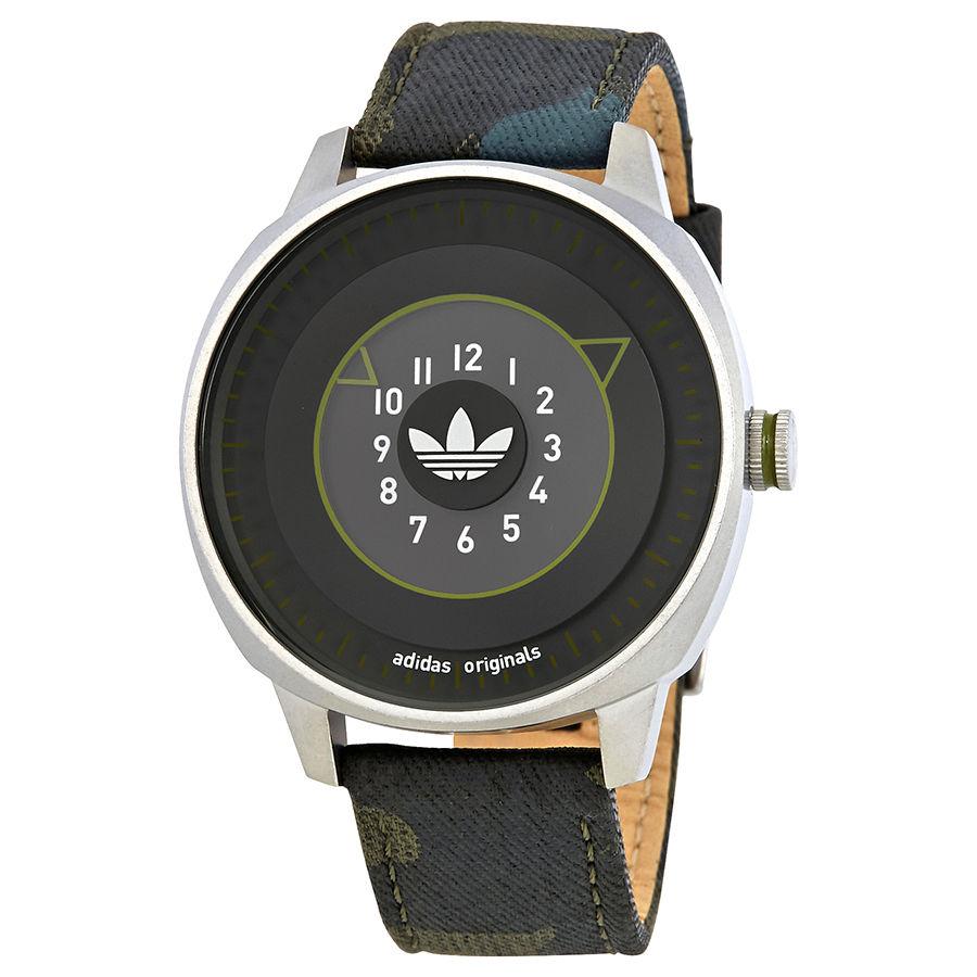 นาฬิกาผู้ชาย Adidas รุ่น ADH3152, San Francisco Black Dial