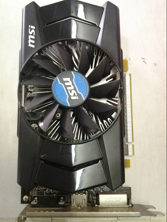MSI R7 250 1GB DDR5 128bit
