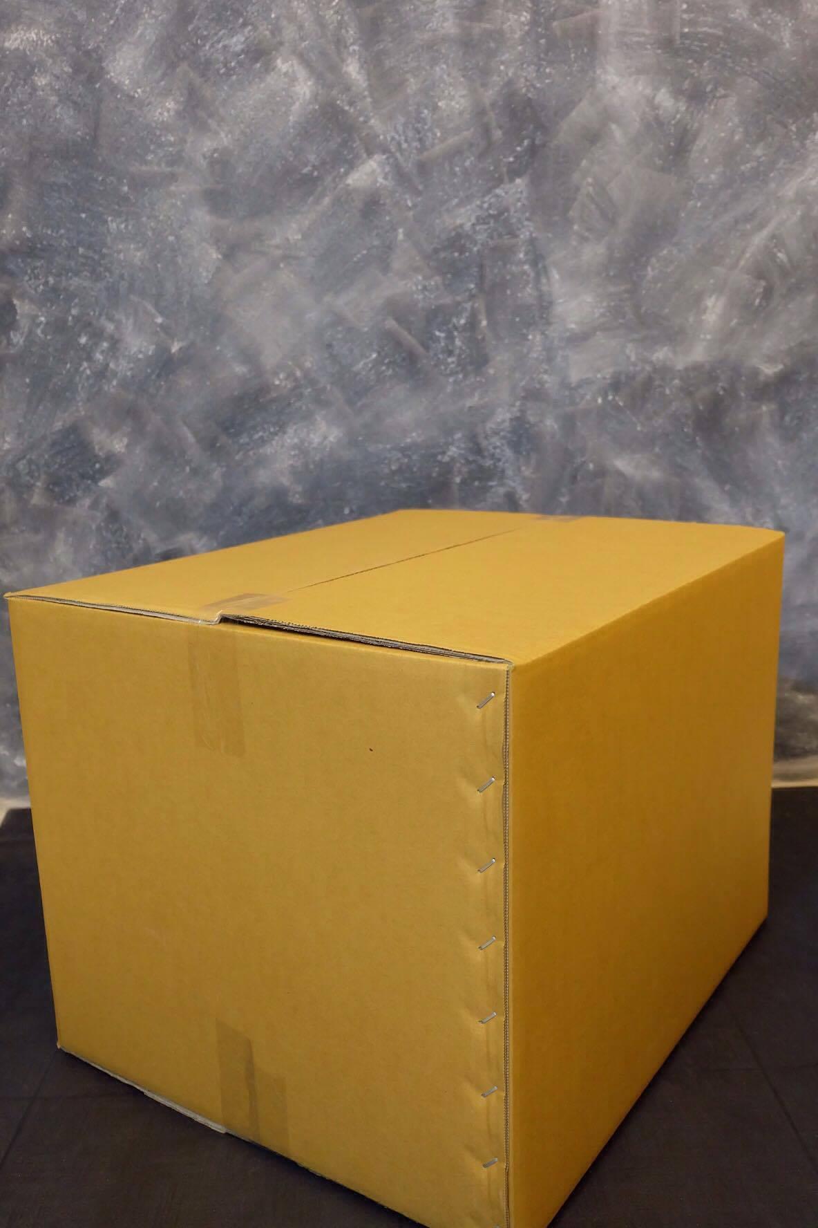 กล่องพัสดุ เบอร์ I (6) หนา 3 ชั้นไม่พิมพ์ (45x55x40 cm.)