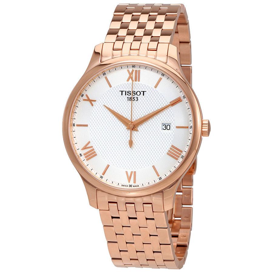 นาฬิกาผู้ชาย Tissot รุ่น T0636103303800, T-Classic Tradition