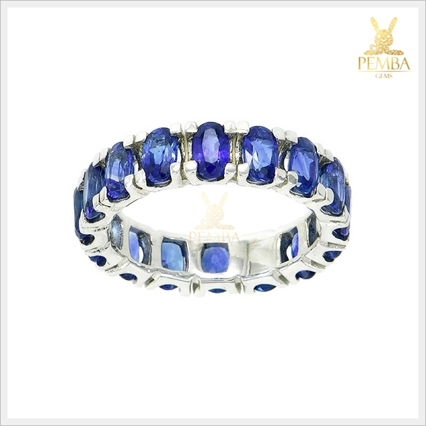 แหวนไพลินซีลอน ยอดมณีสีน้ำเงิน เพิ่มเสน่ห์น่าหลงใหล
