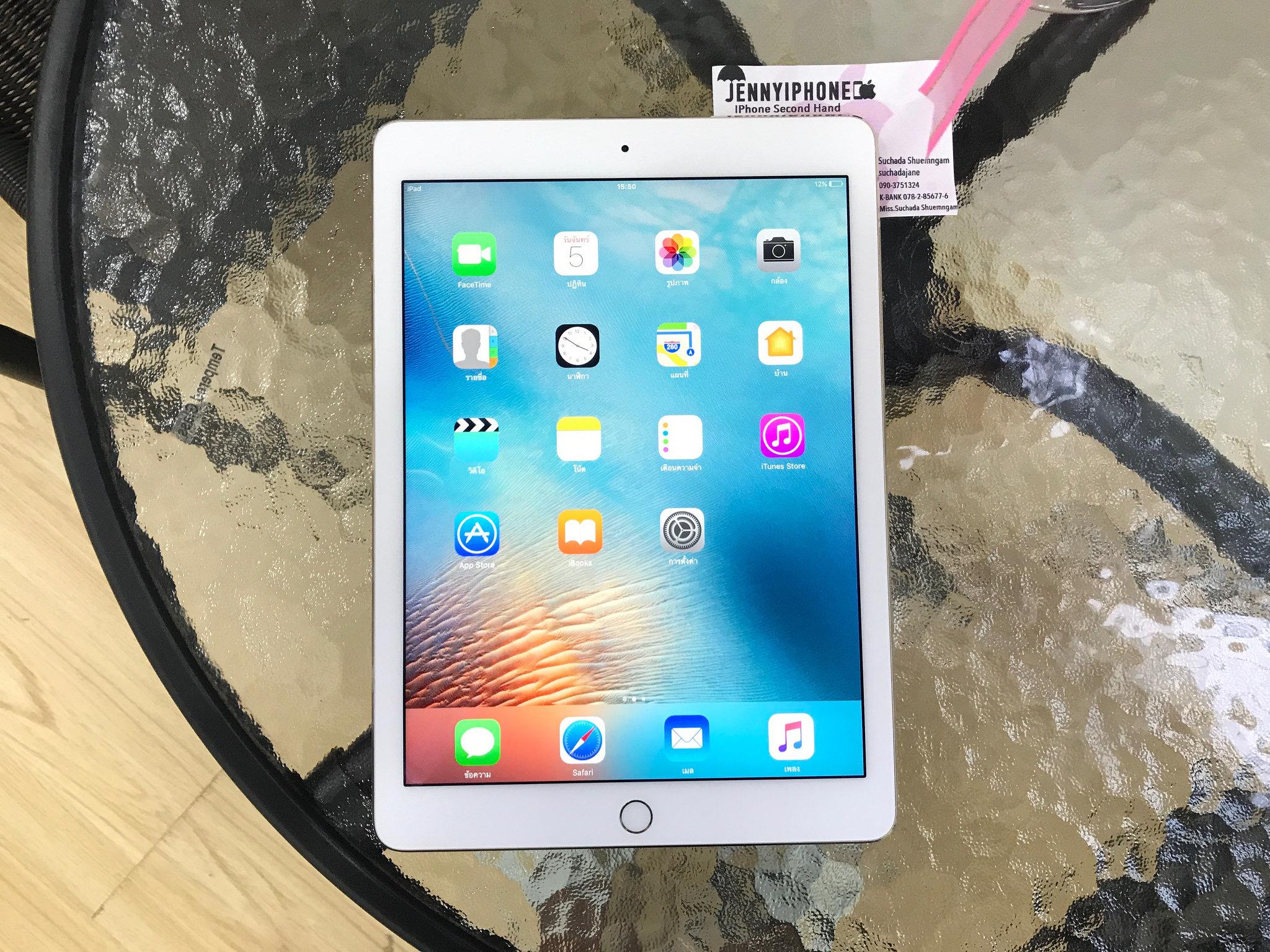 iPad Air2 Wifi 64 Gb Gold สีทอง