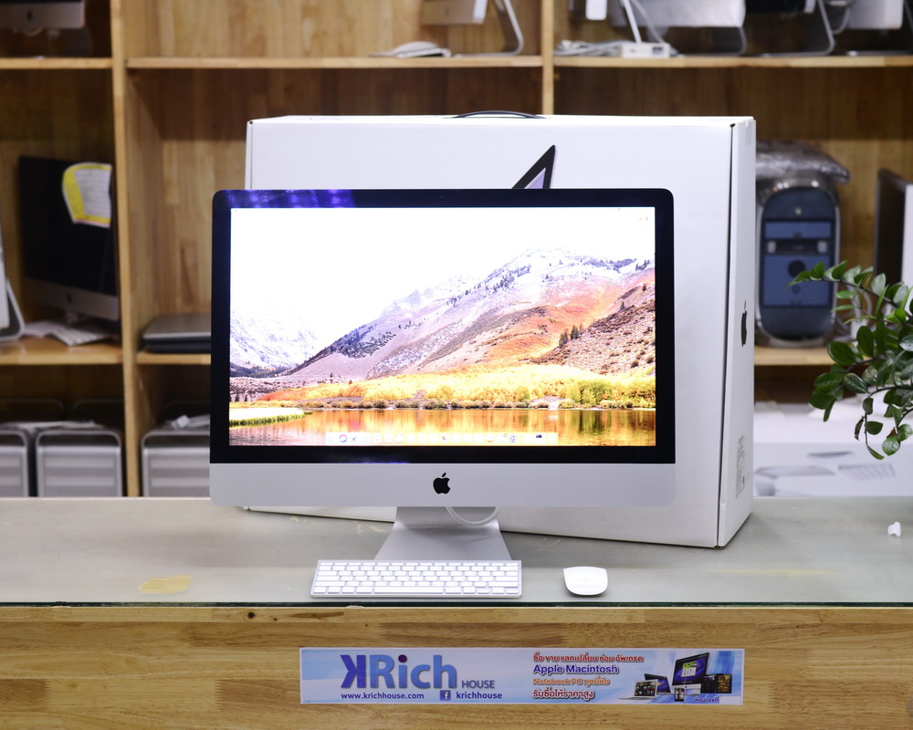 iMac 27-inch 5K Late2014 CTO Quad-Core i7 4.0GHz RAM 16GB SSD 512GB AMD R9 M295X 4GB Apple Care Warranty 16-09-18
