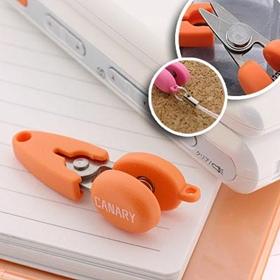 ที่ห้อยมือถือกรรไกรขนาดจิ๋ว Mini Scissor (Orange)