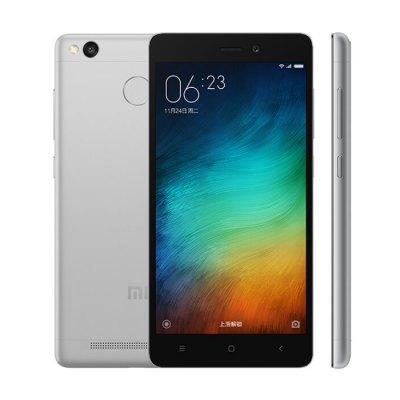Xiaomi Redmi 3s 4G หน้าจอ 5.0 นิ้ว แรม3GB รอม32GB (สีดำ) เลิกจำหน่ายแล้ว