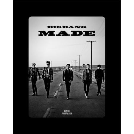 "[PRE-ORDER] BIGBANG - BIGBANG 10 THE MOVIE ""BIGBANG MADE"" PROGRAM BOOK"