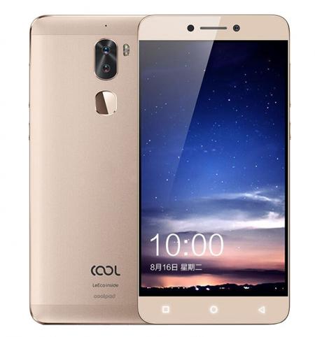 Le Eco cool1 Dual แรม3GB รอม32GB Snapdragon 652 จอ 5.5 นิ้ว(สีทอง)