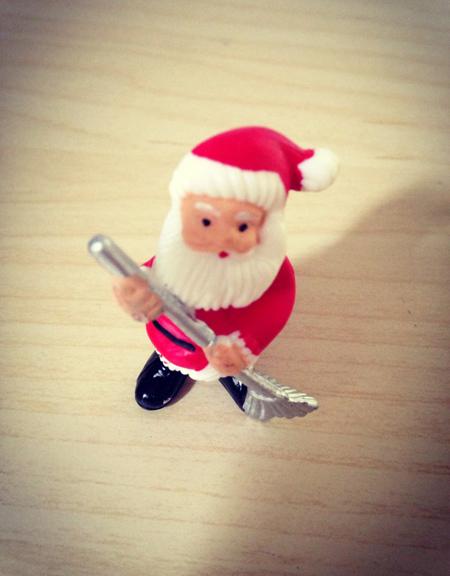 figure ซานตาคลอส santa claus