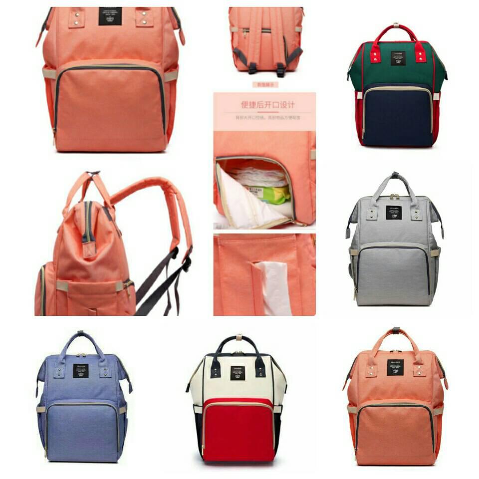กระเป๋าเป้ใส่สัมภาระคุณแม่