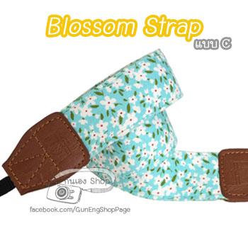 สายคล้องกล้อง Blossom Strap แบบ C