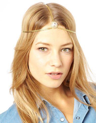 พร้อมส่ง Headband Gatsby#3