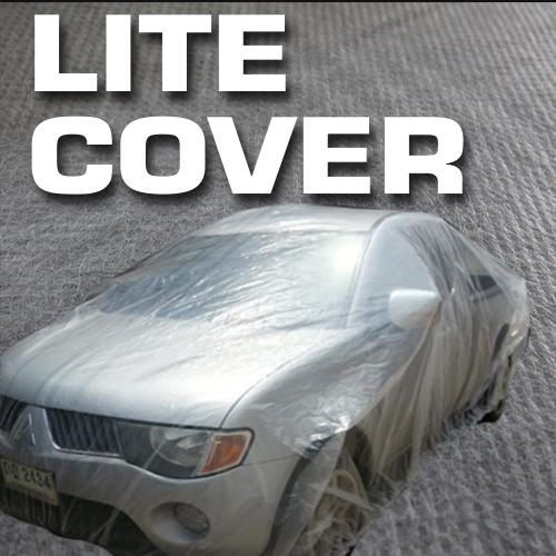 รุ่น Lite Cover สำหรับรถกระบะแคป และ 4 ประตู