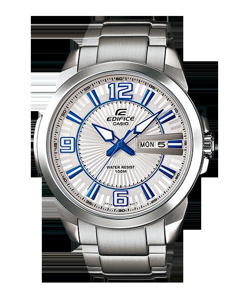 นาฬิกา คาสิโอ Casio EDIFICE 3-HAND ANALOG รุ่น EFR-103D-7A2V