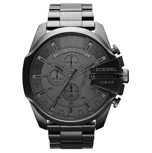 นาฬิกาข้อมือ ดีเซล Diesel Men's Mega Chief Chronograph Watch รุ่น DZ4282