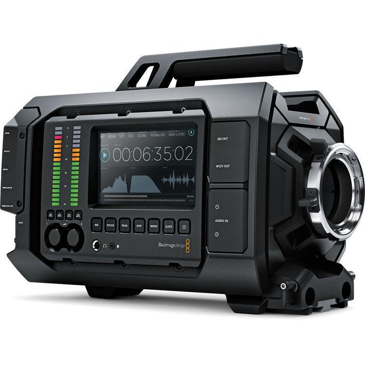 Blackmagic Design URSA 4.6K Digital Cinema Camera (PL Mount) , DaVinci Resolve เวอร์ชั่นเต็ม