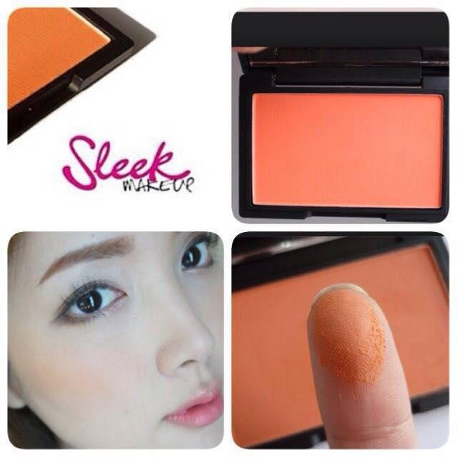 Sleek Blush #922 Life's a Peach
