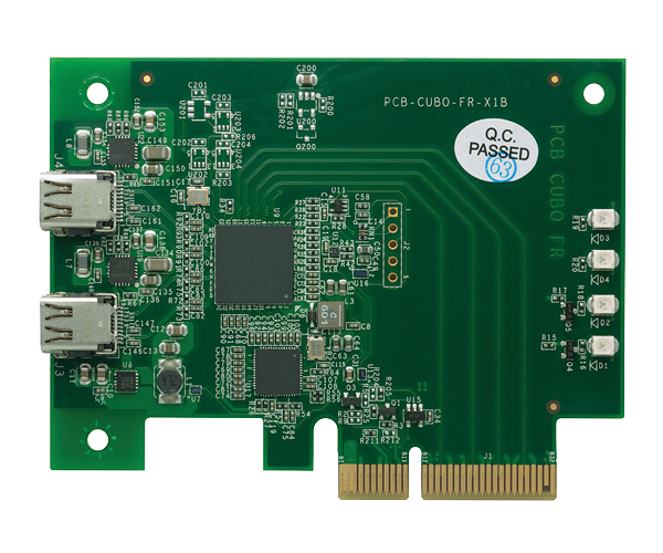 Thunderbolt 2 Upgrade Card for Echo Express SE II