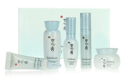 Sulwhasoo Hydro-Aid Kit 5 Items