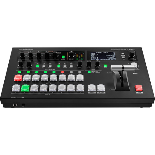 Roland V-60HD Multi-Format HD Video Switcher ตัวใหม่ล่าสุด..