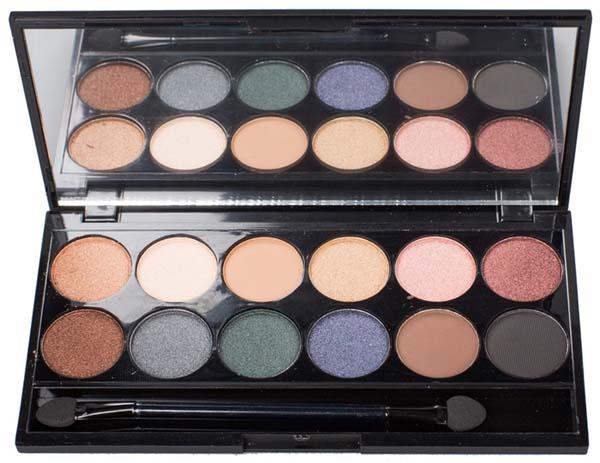 Sleek Eye Shadow Palette #578 Storm I-Divine