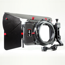 CAMTREE-MB-23 CF Swing Away wide angle Carbon Fiber Matte Box (C-MB-23-CF)