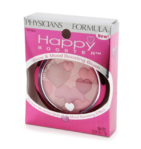 Physicians Formula Happy Booster Glow & Mood Boosting Blush - Natural