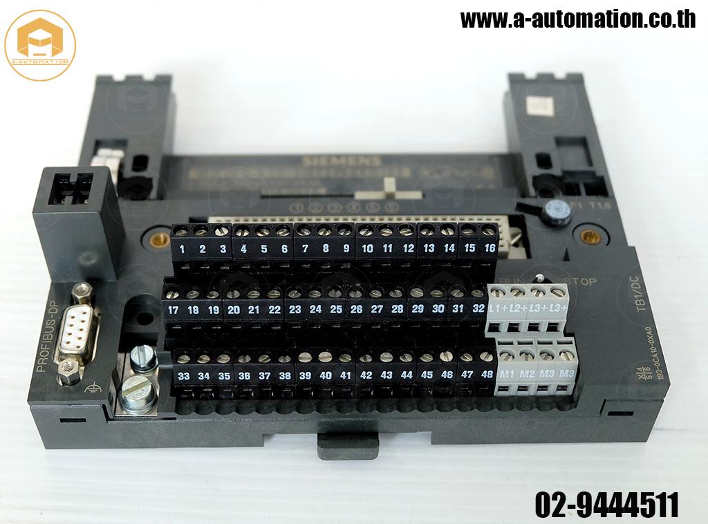 Plc Siemens Model:6ES7 193-0CA10-0XA0 (สินค้าใหม่)