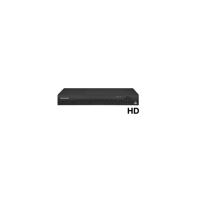 Honeywell NVR 8ch Network 2 SATA 8POE 4K H.265