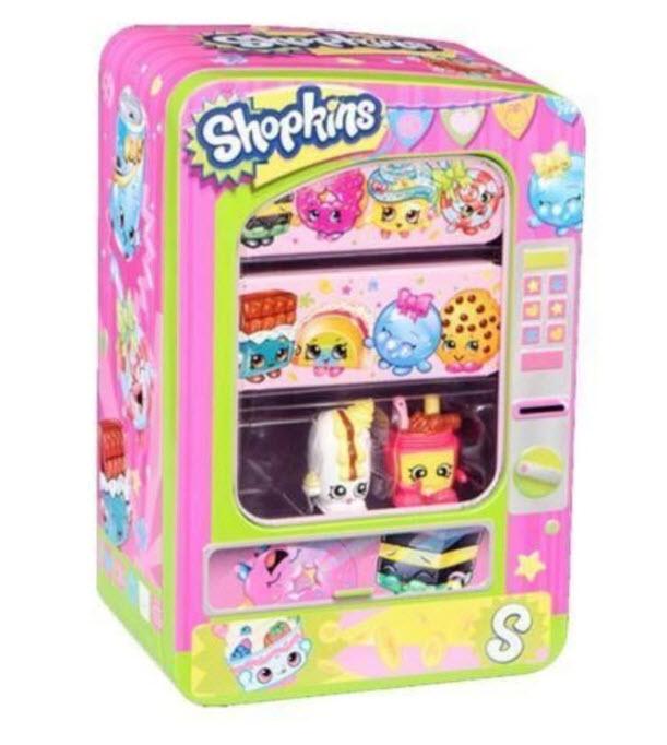 Vending Machine Storage Tin