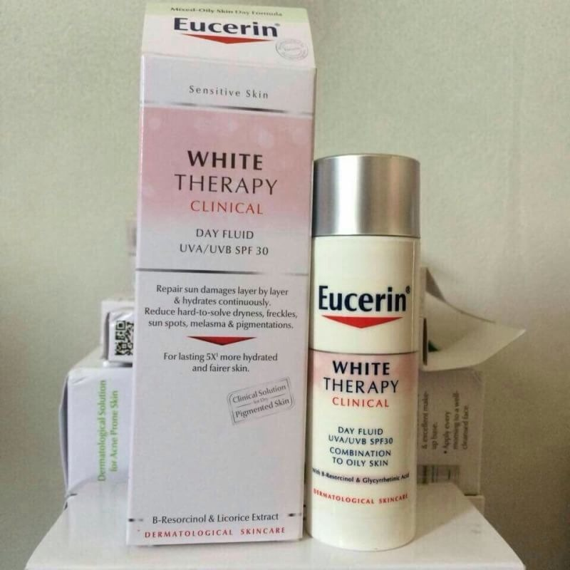 #Eucerin White Therapy day fluid (50 ml.)