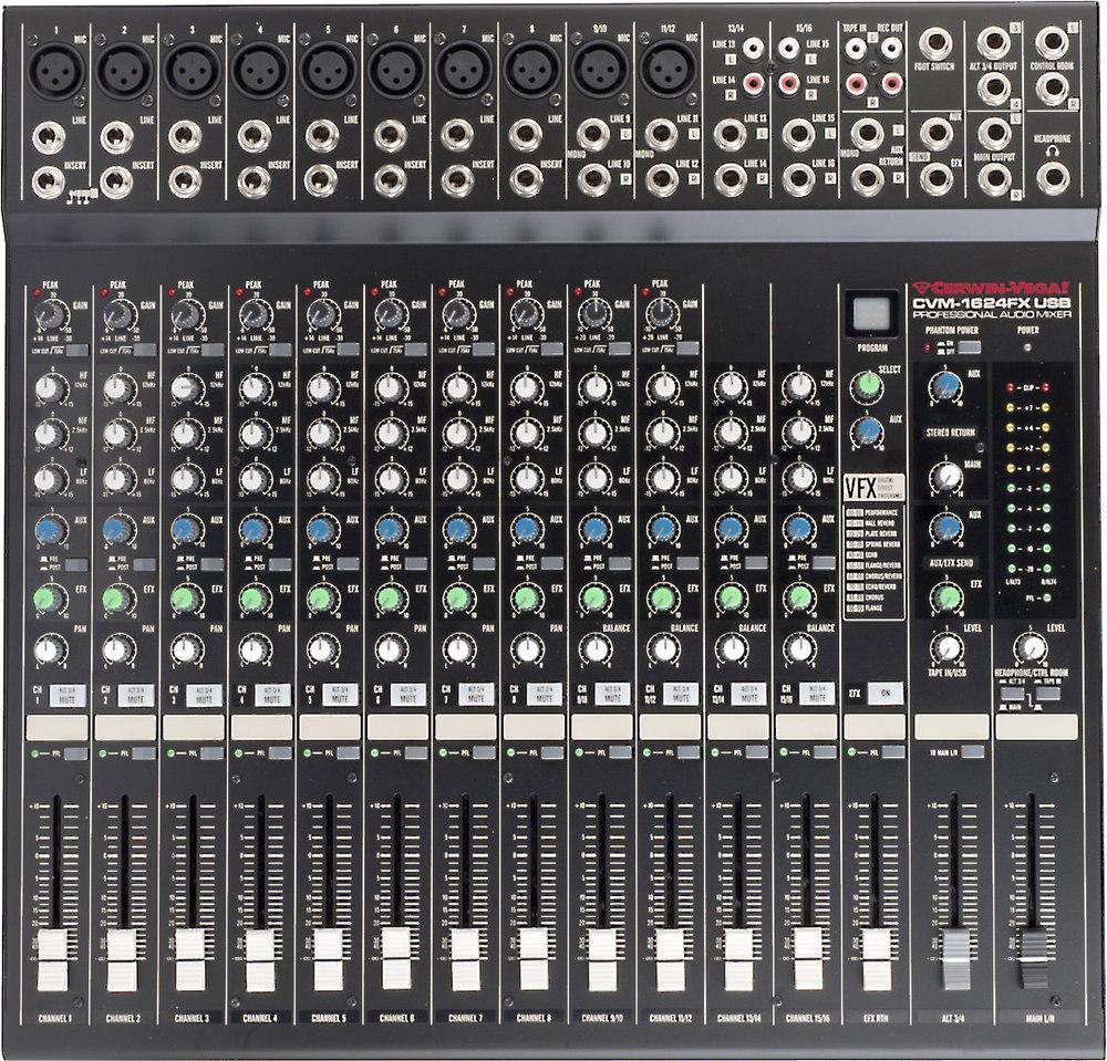 CVM-1624F