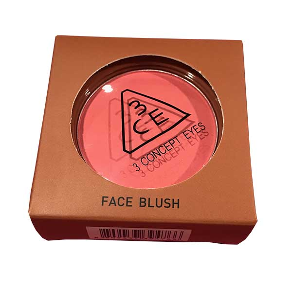 3CE 3 Concept Eyes Face Blush บลัชออนสีสวย No.12